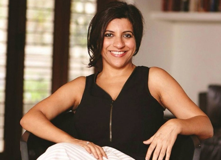 Zoya Akhtar speaks up about how she grew up with wrong notions of sex portrayed in Hindi cinema