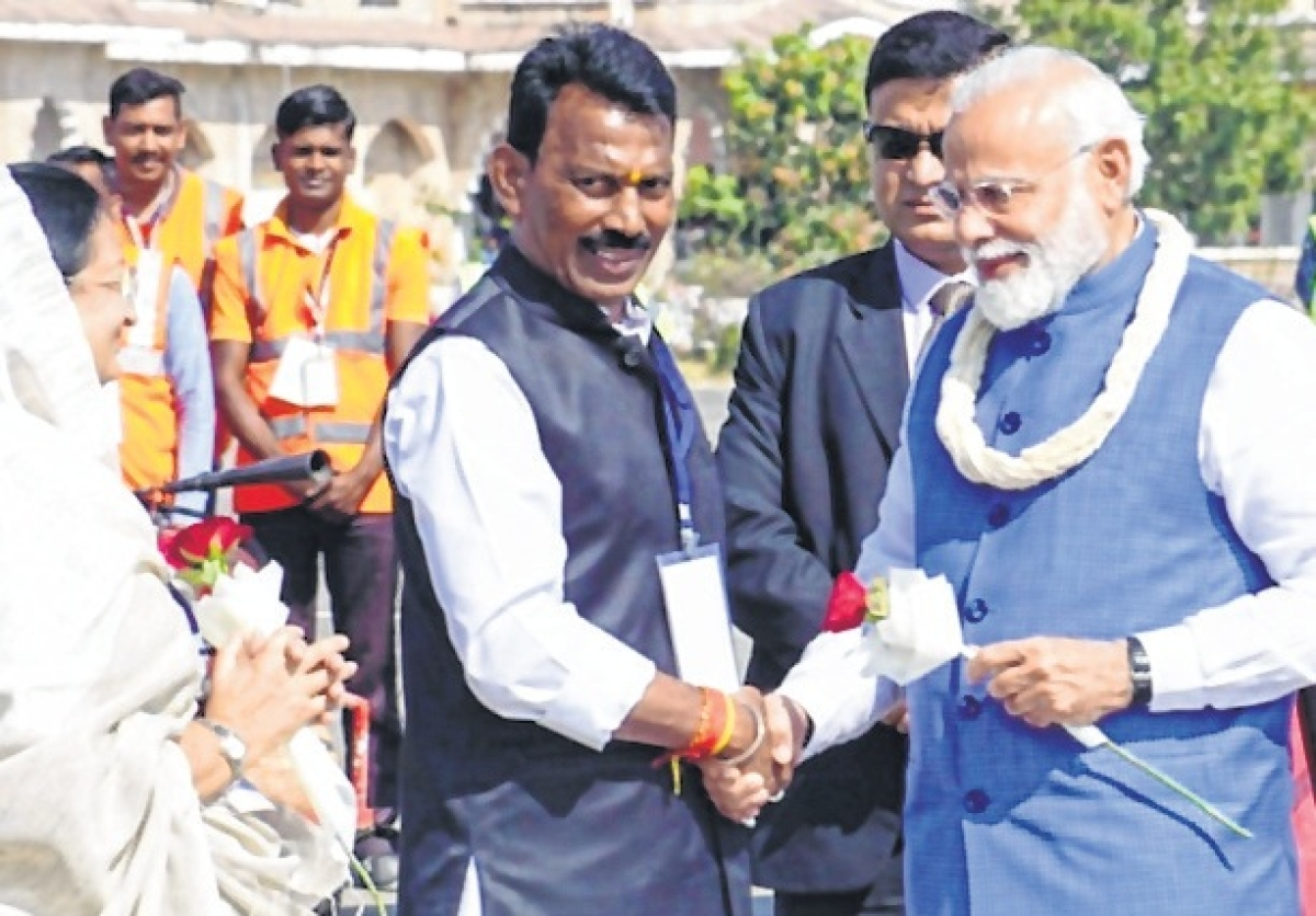 Indore: Additional security at railway station, airport during PM's transit visit