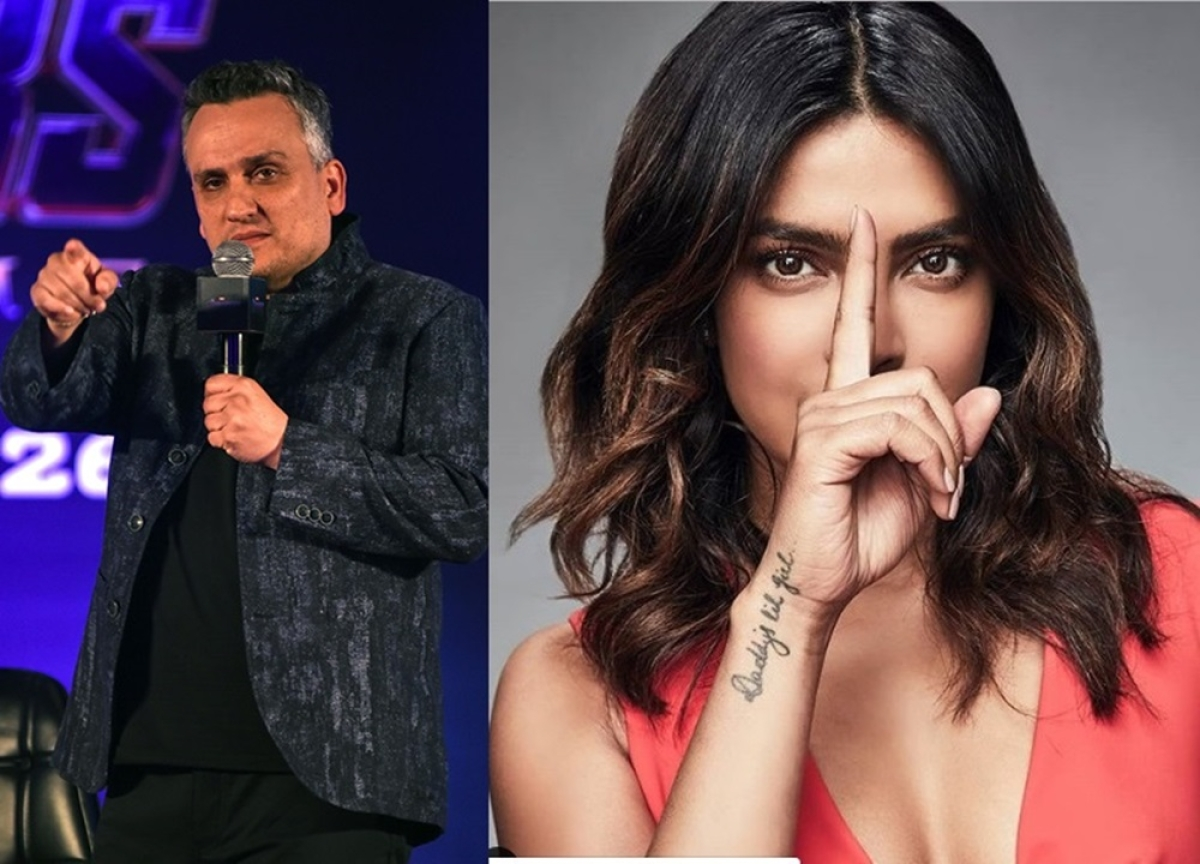 Joe Russo and Priyanka Chopra may come together for a project