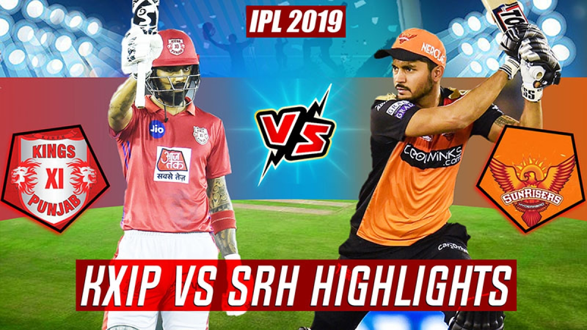 KXIP vs SRH Full Highlights   IPL 2019 Match 22, Turning Points