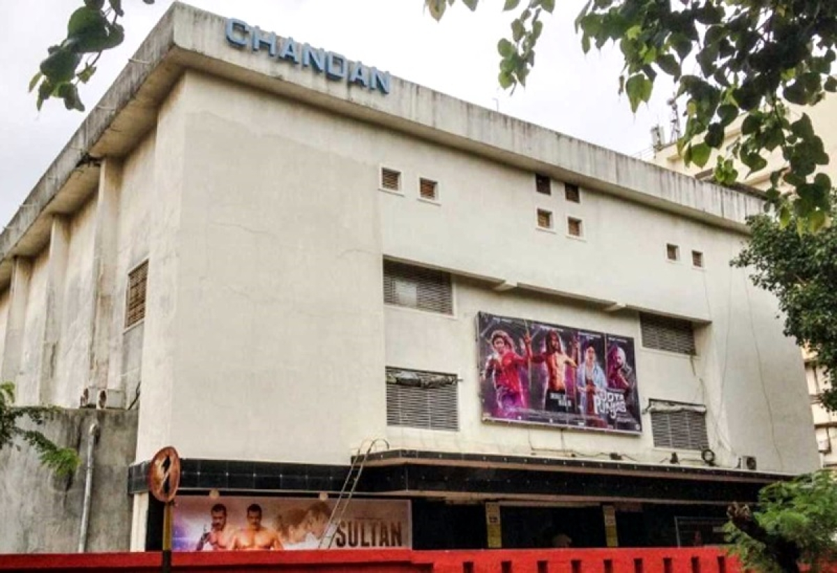 Mumbai's iconic single screen theatre Chandan cinema closed for renovation