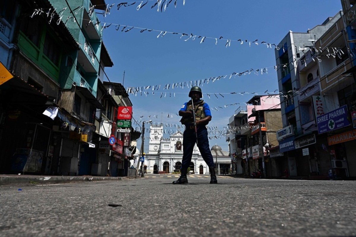 Sri Lanka serial blasts: Two bombers were sons of prominent business tycoon