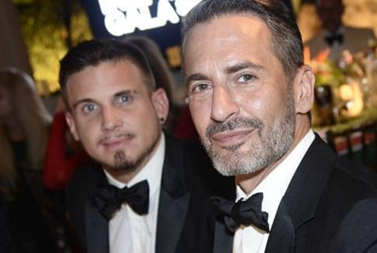 Ace fashion designer Marc Jacobs weds longtime boyfriend Charly Defrancesco