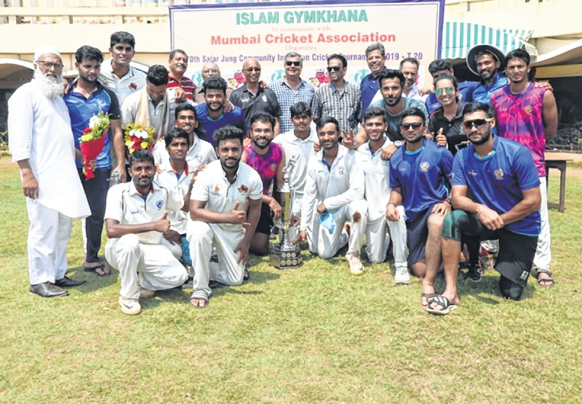 Parsee Gymkhana champions