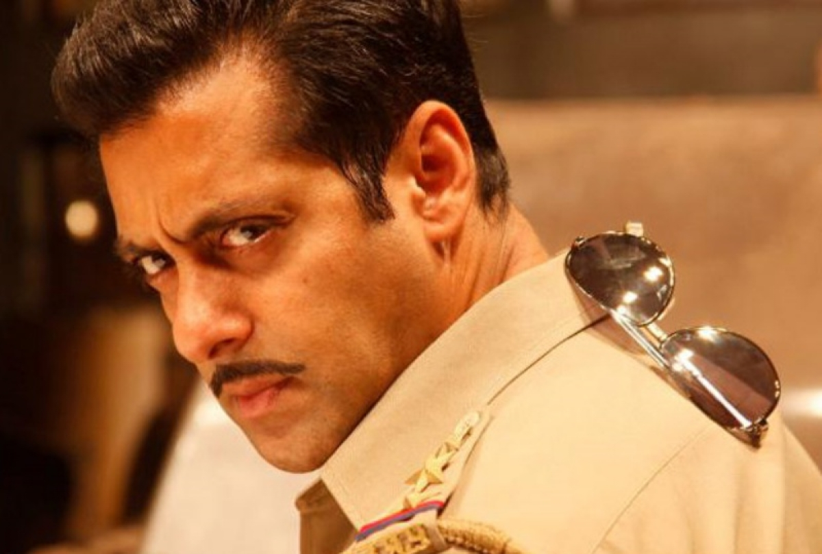 Here's what Salman Khan has to say about the political trouble on Dabangg 3 sets;Shivling covered in wooden planks cause an uproar