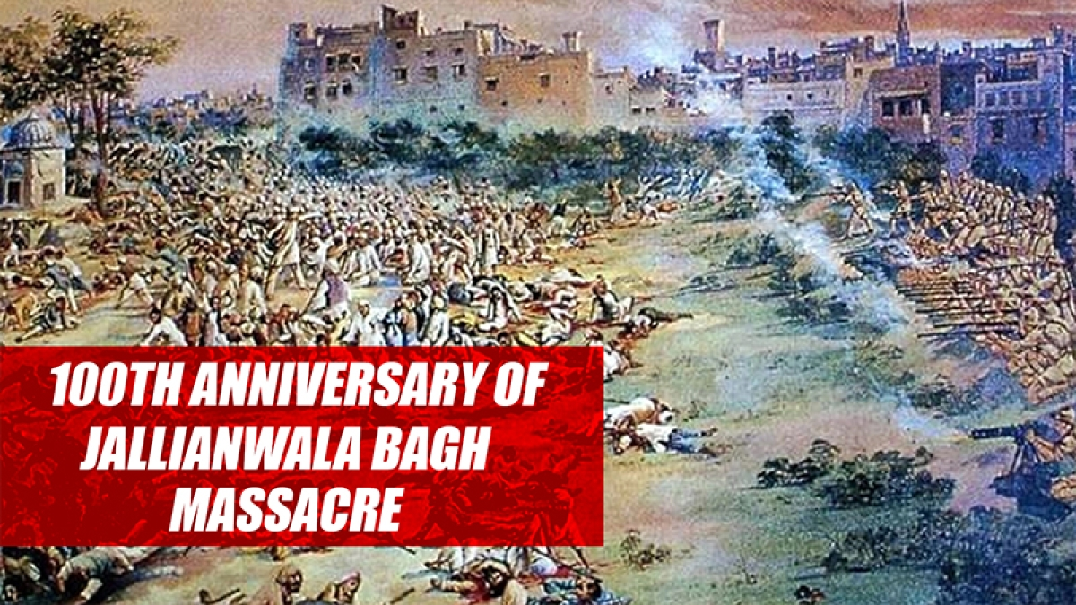 100th Anniversary Of Jallianwala Bagh Massacre: Nation Pays Tribute To Martyrs
