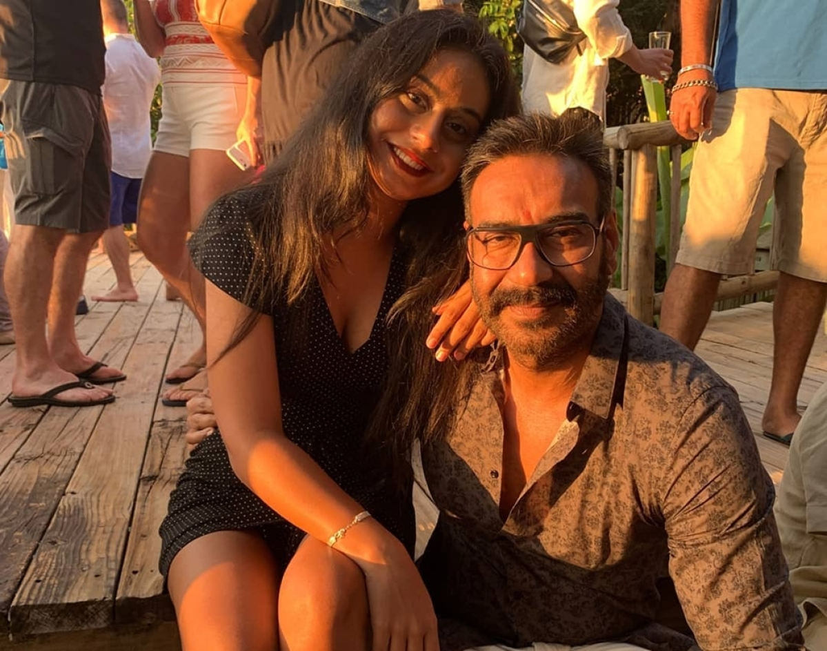 Ajay Devgn urges paparazzi to leave his kids alone; talks about Nysa getting trolled
