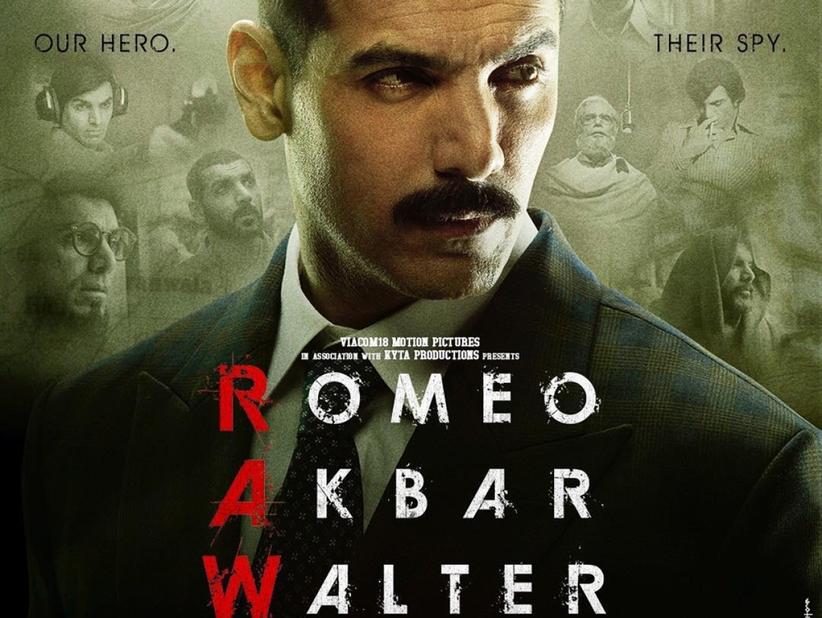 Romeo Akbar Walter Movie Review: John Abraham starrer can put you to sleep; needs more than just changing length of his beard
