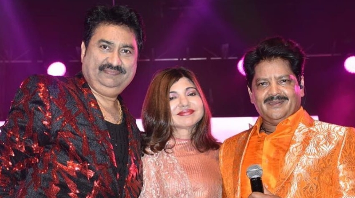 Playback singers trio Kumar Sanu, Alka Yagnik and Udit Narayan enthrall audience in S Africa