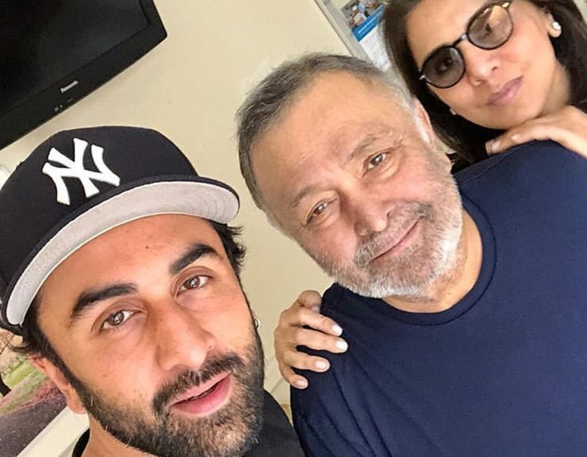 Rishi Kapoor questions World Cup 2019 squad's grooming choices!