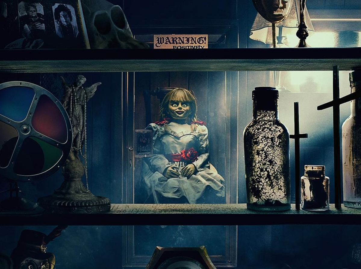 'Annabelle Comes Home' first trailer is here and it will creep you out!