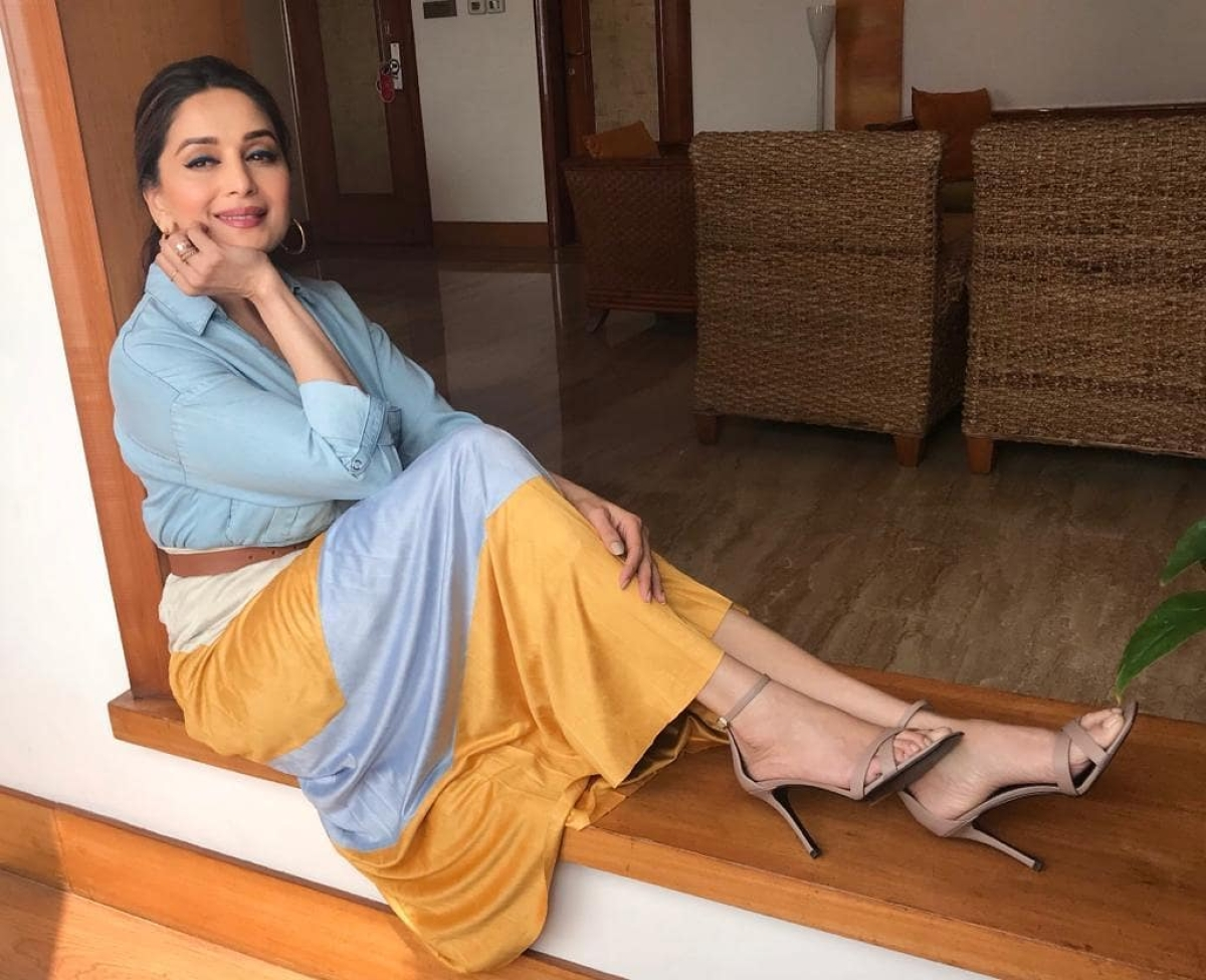 I always attempt to do relevant work: Madhuri Dixit on her three decade long career