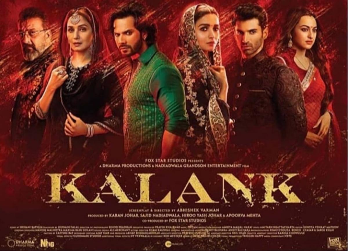 Kalank: Alia Bhatt-Varun Dhawanstarrer registers major Box office drop on Day 2