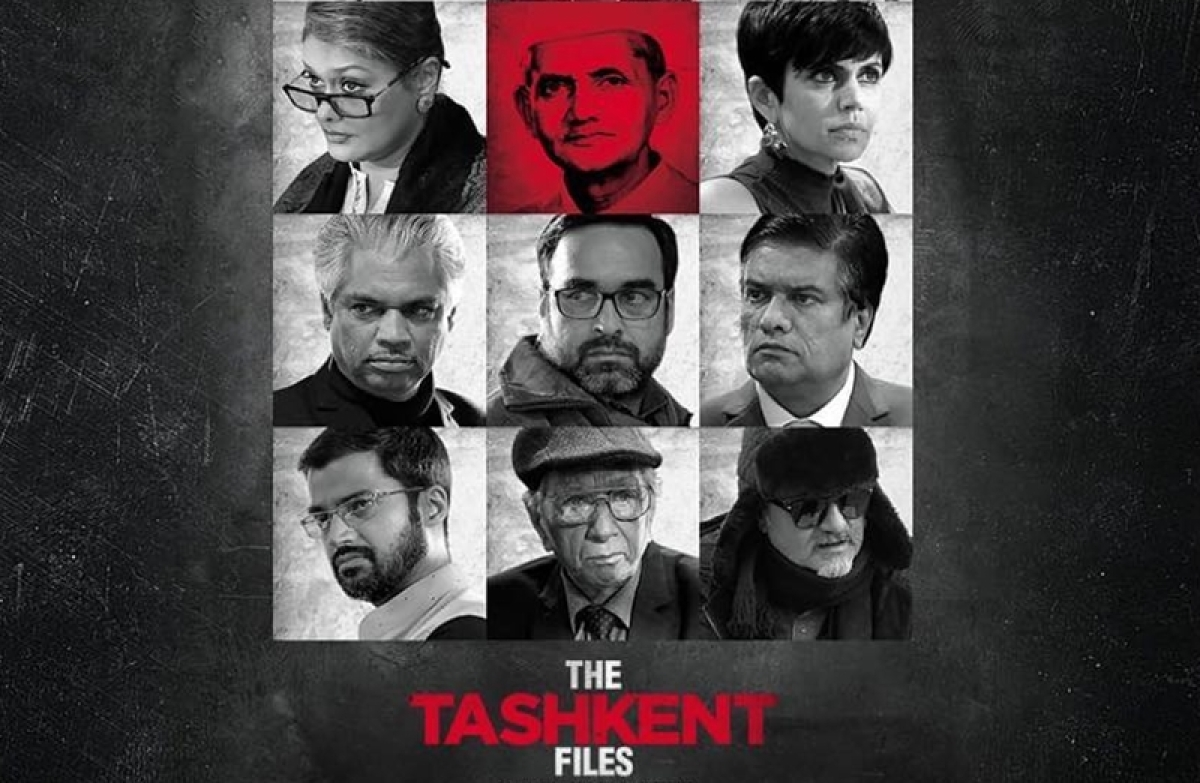 The Tashkent Files Movie Review: Was Lal Bahadur Shastri really poisoned to death?