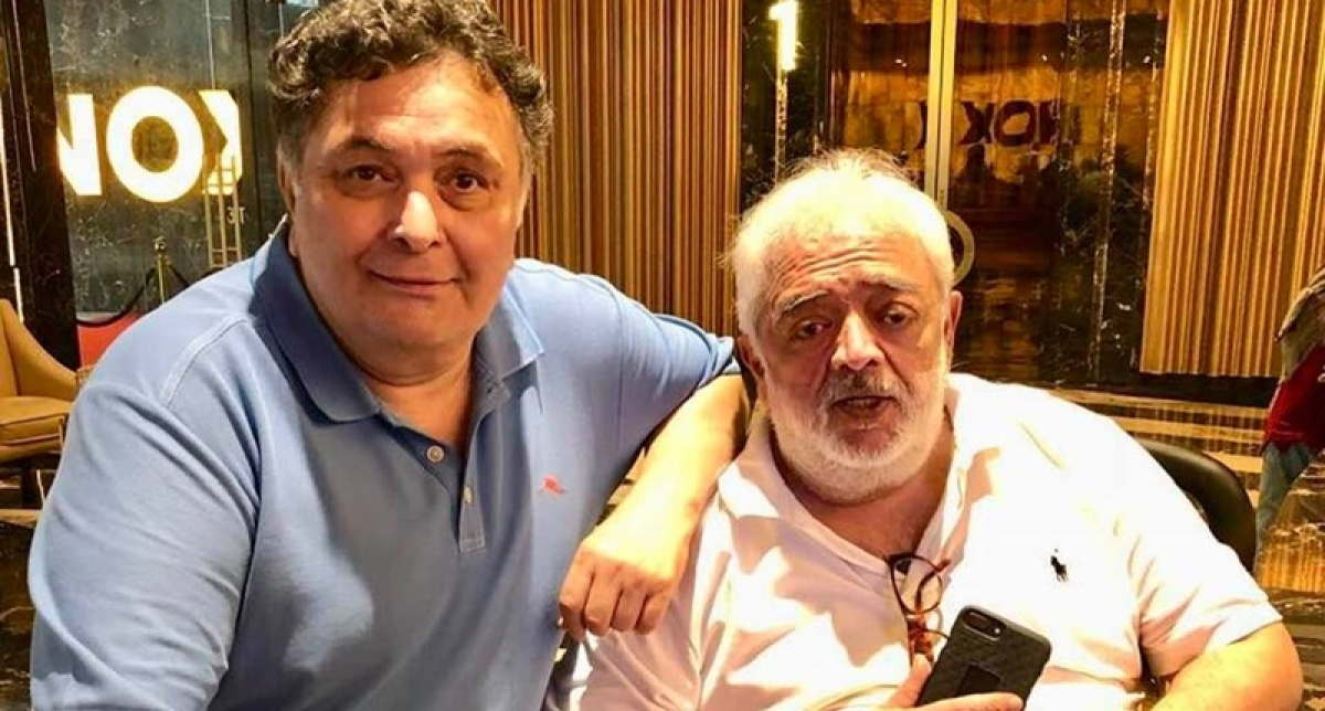 Rishi Kapoor is now 'cancer-free' announces filmmaker Rahul Rawail