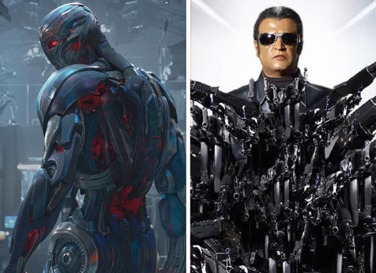 Was Avengers: Age of Ultron's climax sequence inspired by Rajinikanth starrer 'Enthiran'?Joe Russo answers