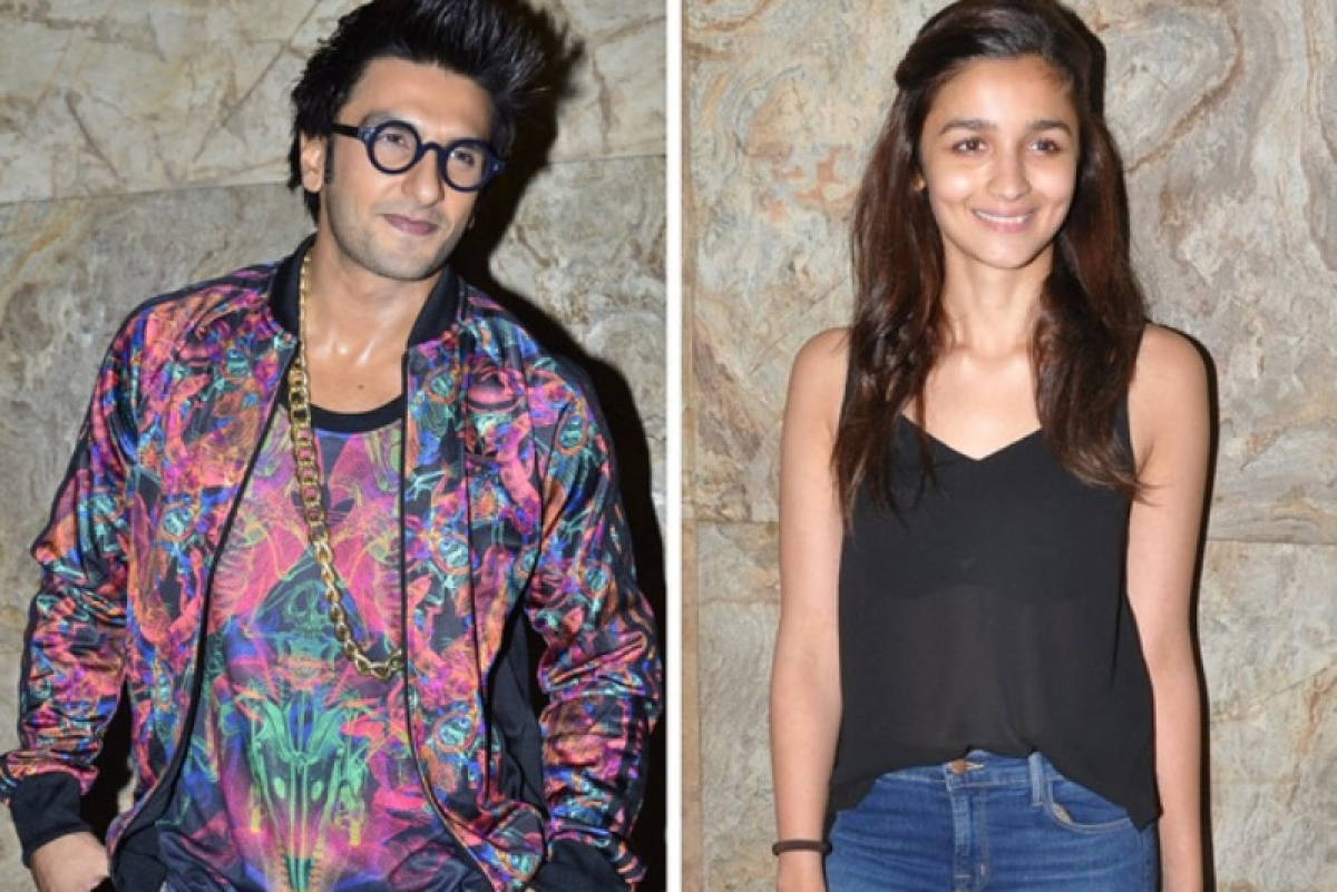 Ranveer Singh – Alia Bhatt to sign a new project together after Takht?