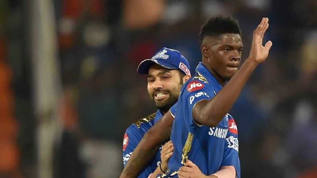 IPL 2019: Alzzari Joseph sets record straight