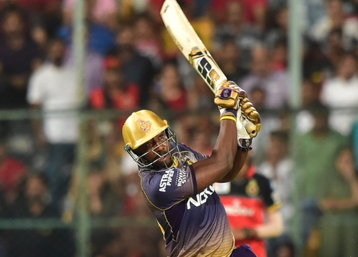IPL 2019: Cricket fans go wild on Twitter after Andre Russell's rocking knock clinches victory for KKR