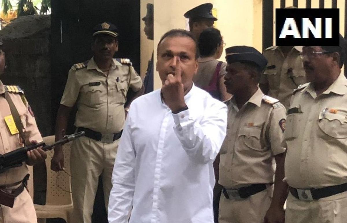 Lok Sabha elections 2019: India Inc votes, Ambanis among first to exercise franchise