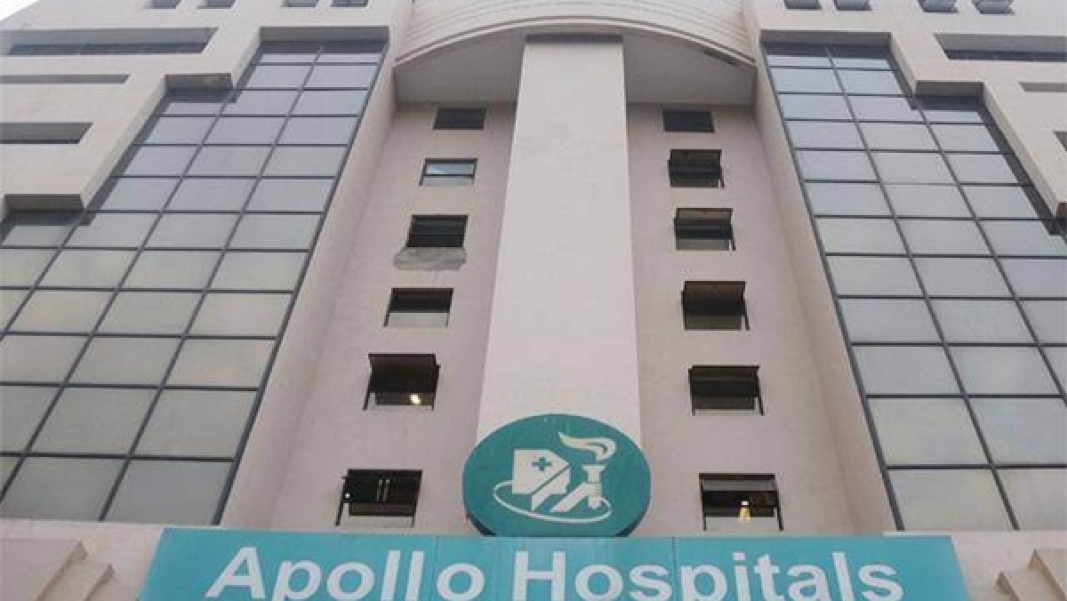 Apollo Hospitals Q2 net at Rs 60 crore; board approves fund raising of Rs 1,500 crore