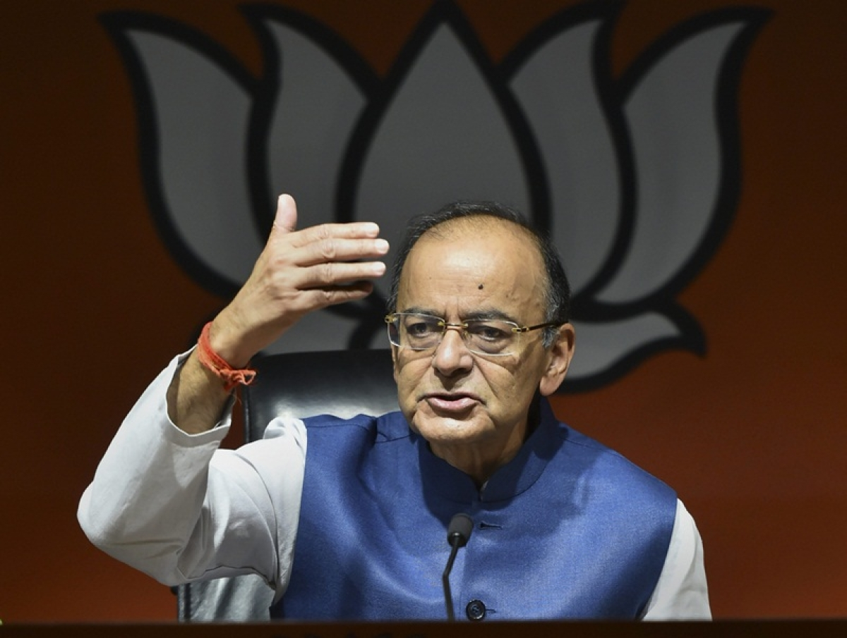 Arun Jaitley slams Opposition for questioning Narendra Modi's caste, says PM has never done caste politics