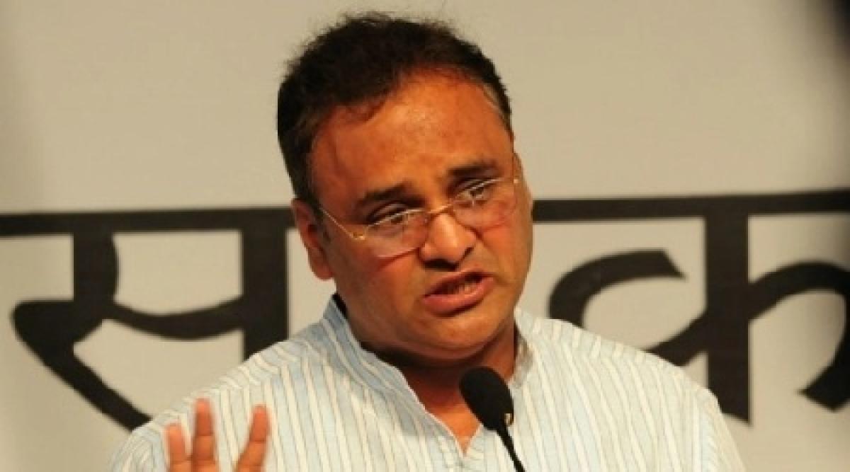 Indore: Arun Yadav echoes Cong 'Hum Nibhayenge' sentiments