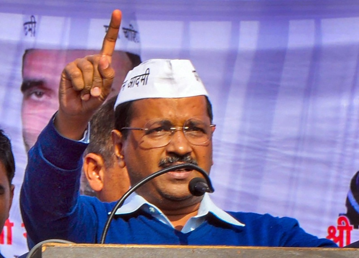 This election is the fight to save the nation, democracy and the constitution of the country: Arvind Kejriwal