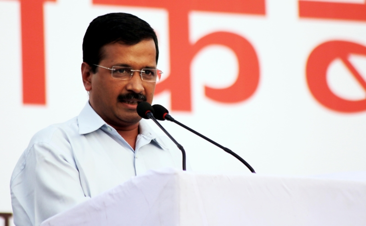 Delhi poll body sends notice to Bidhuri for Arvind Kejriwal slur