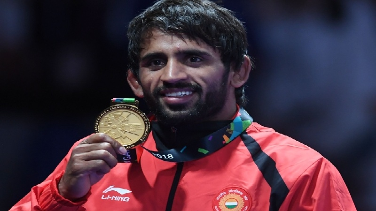 Asian Wrestling Championships: Bajrang, Sakshi to lead India's charge