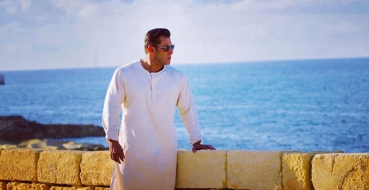 Bharat: Check out Salman Khan's new look in this unseen picture from Malta