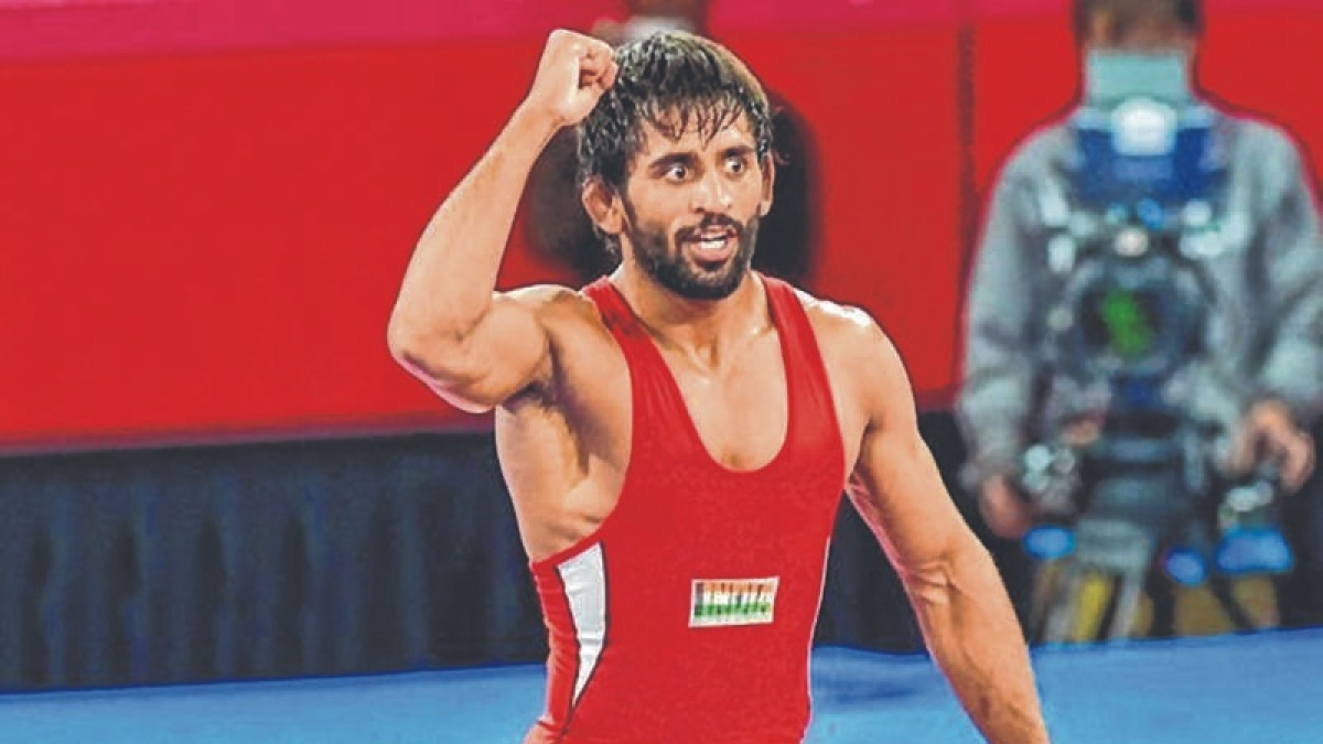'The world will see a new Bajrang Punia in Tokyo Games'