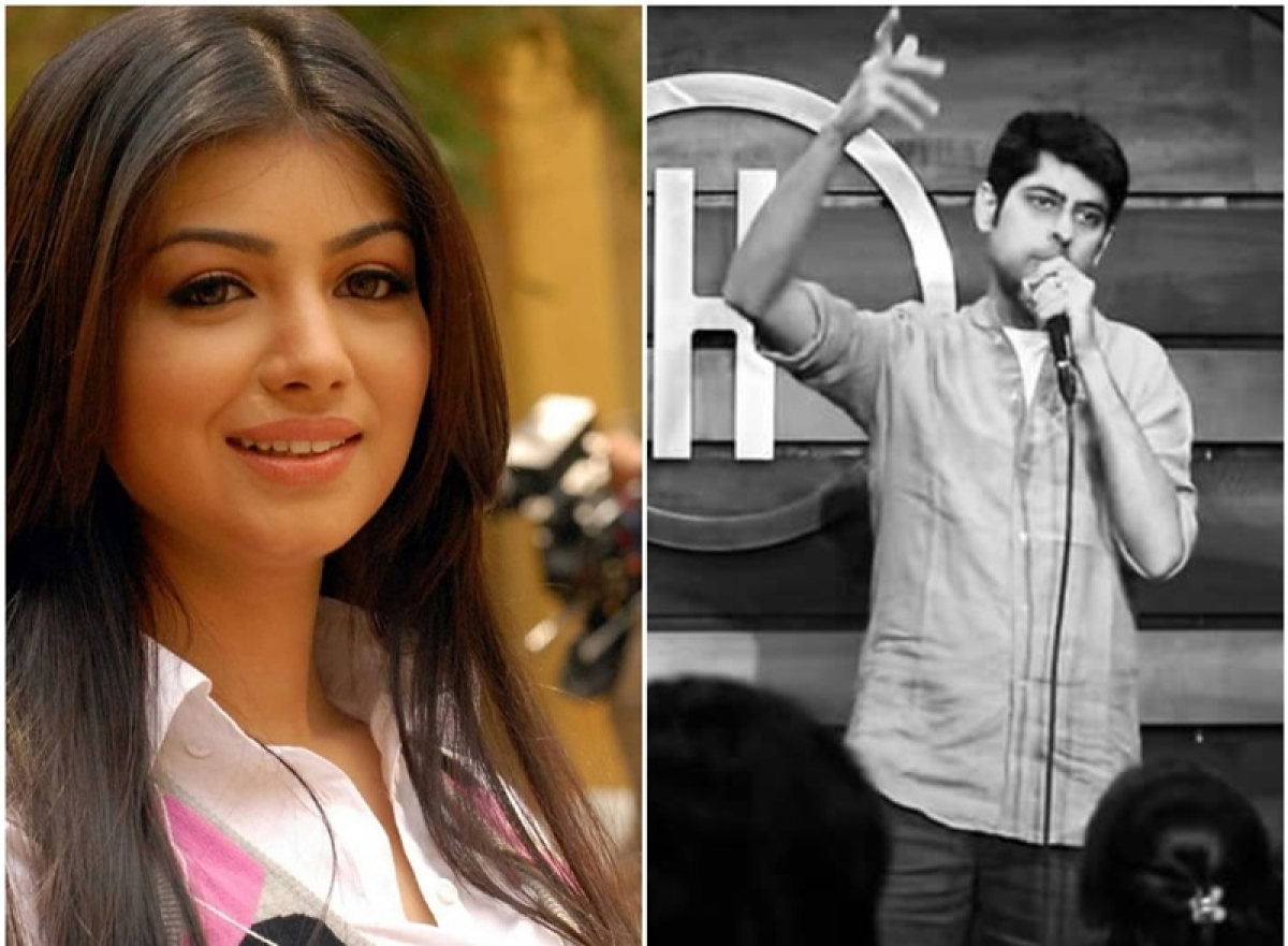 Varun Grover in trouble for 7-year-old joke on Ayesha Takia's breasts