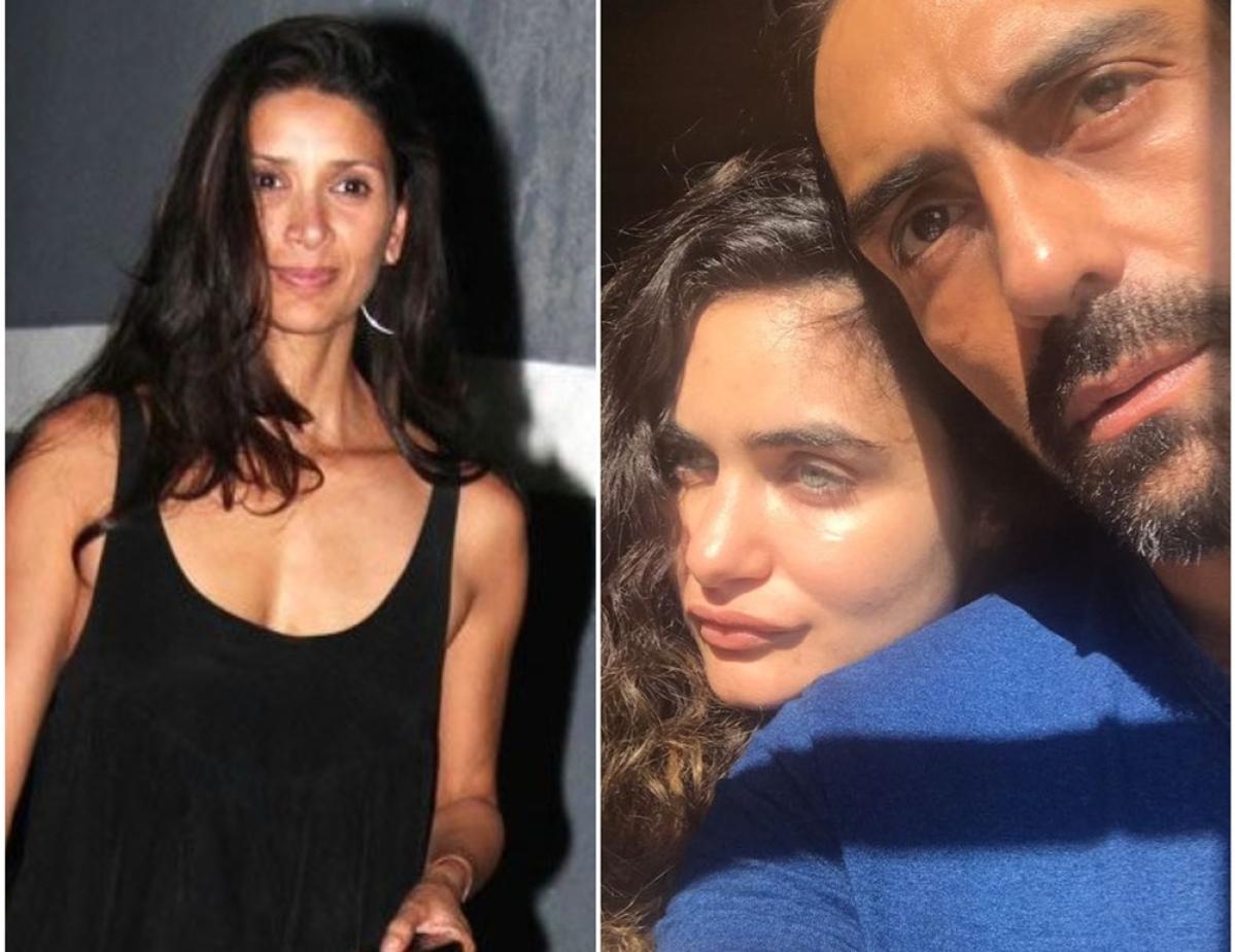 Arjun Rampal's ex-wife Mehr Jesia is happy for him and his pregnant girlfriend  GabriellaDemetriades