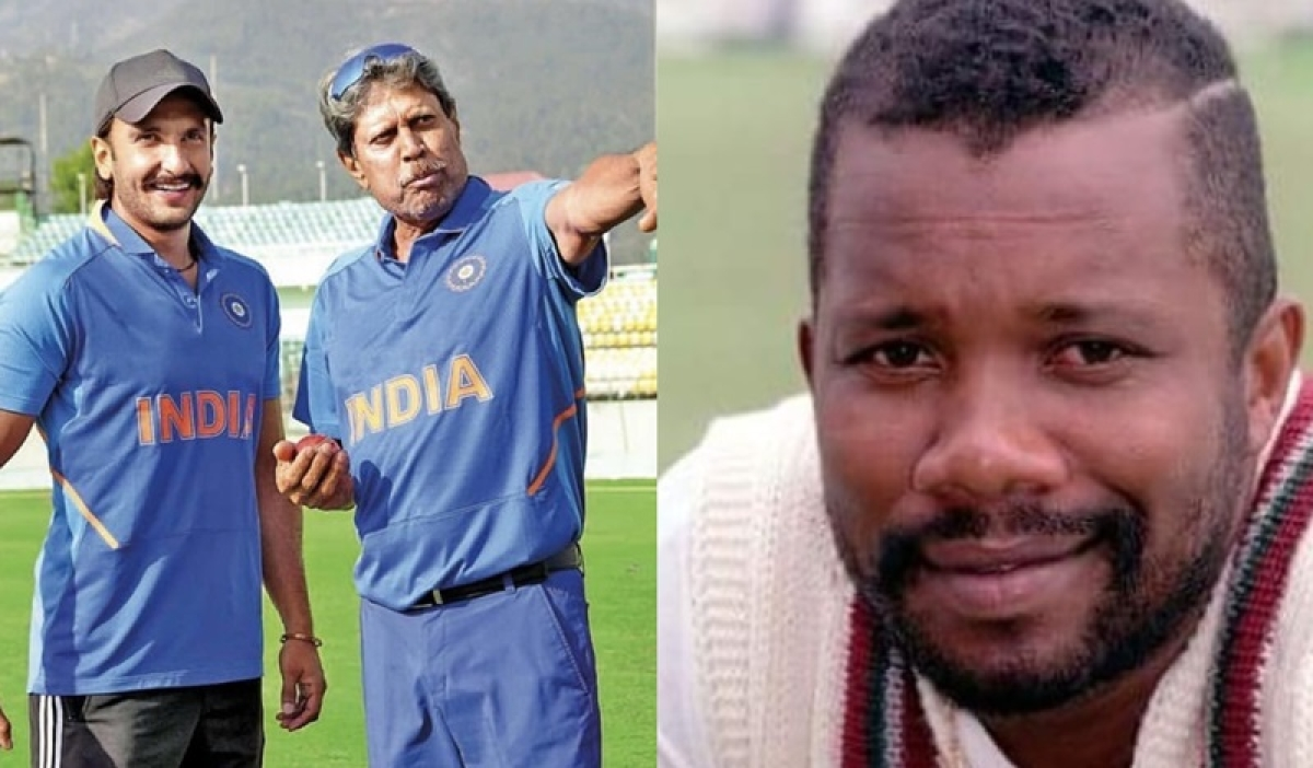 '83: Malcolm Marshall's son Mali to portray him in the Ranveer Singh starrer