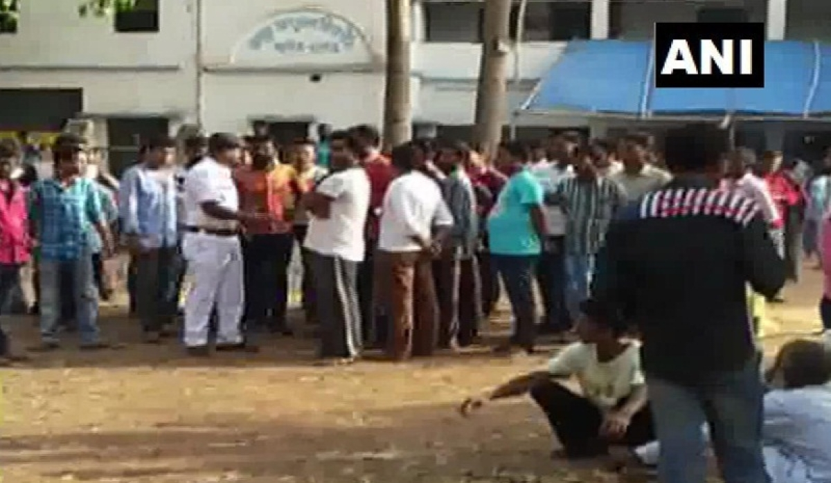 West Bengal: Voting stalled in booth at Birbhum following violence by villages