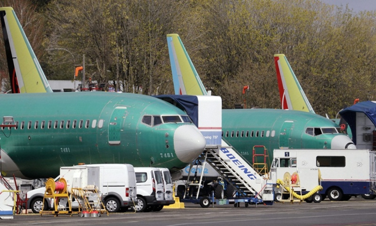 737 MAX pilots didn't completely follow procedure: Boeing