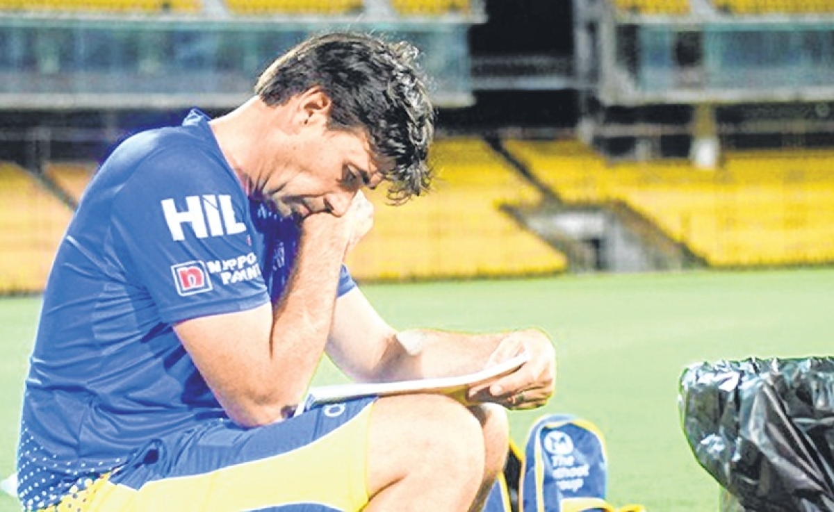 Mahendra Singh Dhoni absence was quite a big hole to fill'