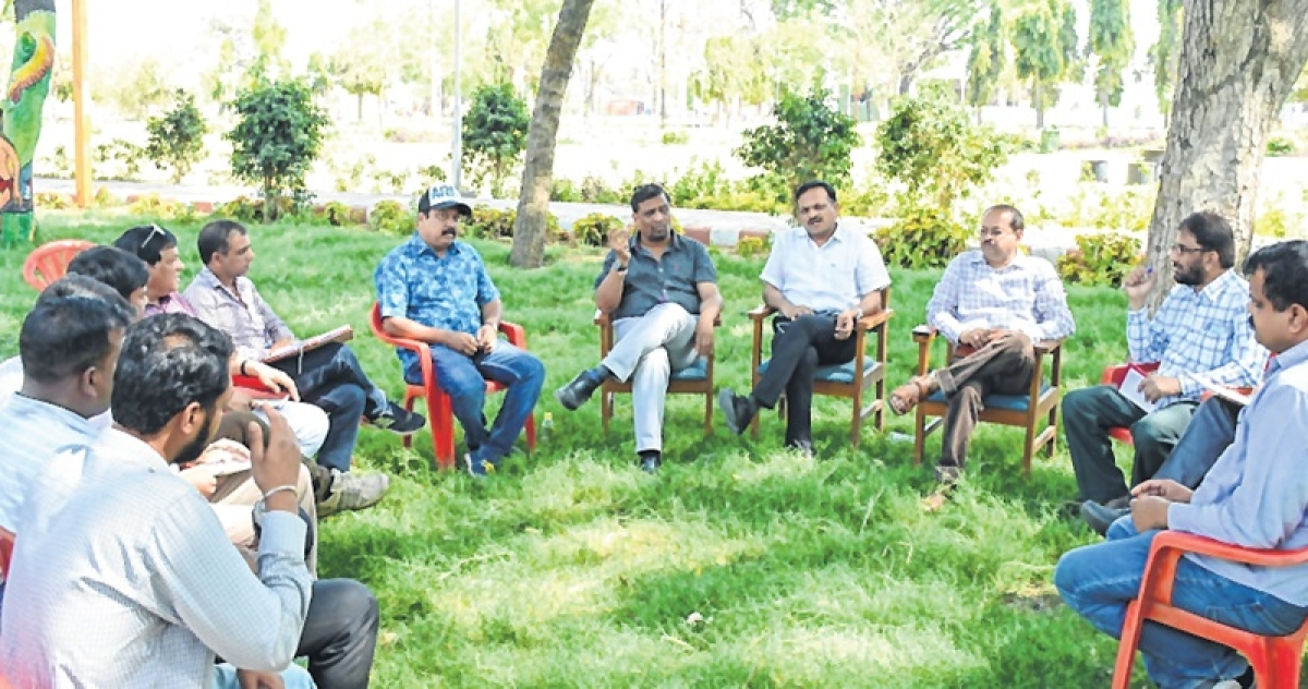 Ujjain: Chakor Park dedicated to people