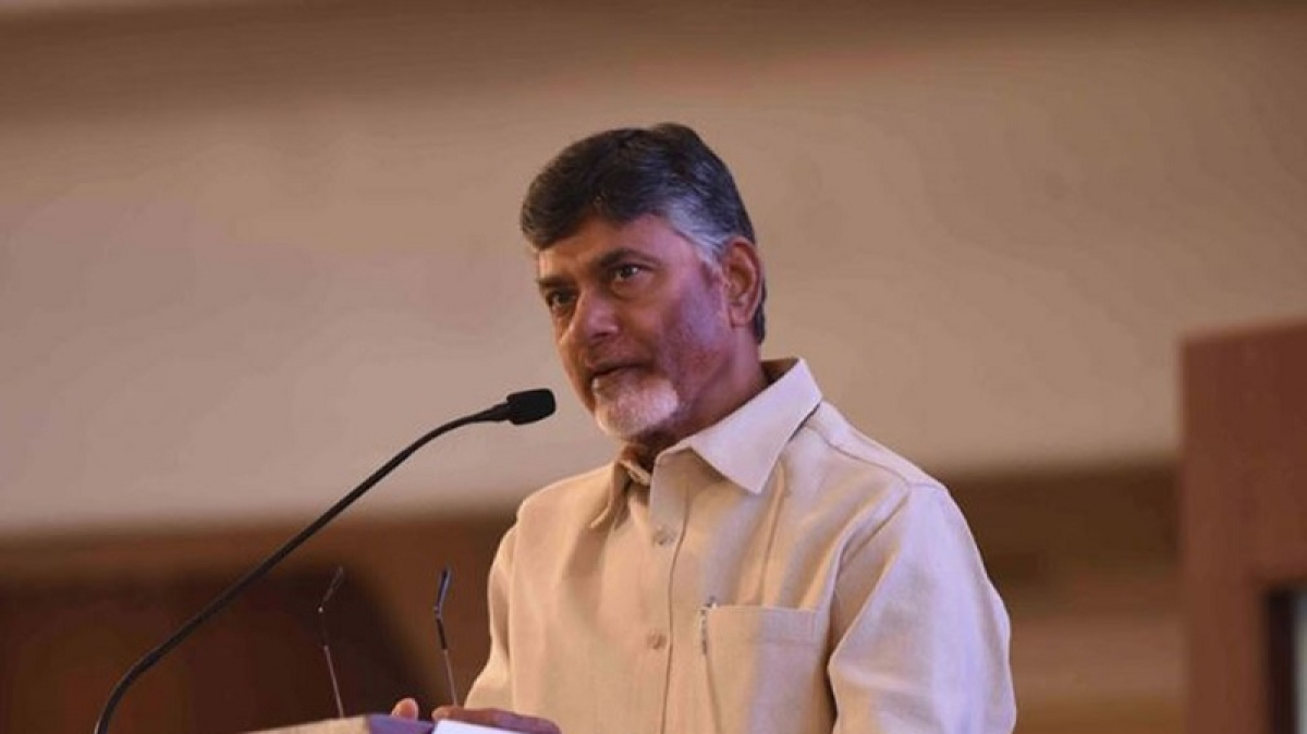 EC not letting state government discharge its duties, alleges Andhra CM N Chandrababu Naidu