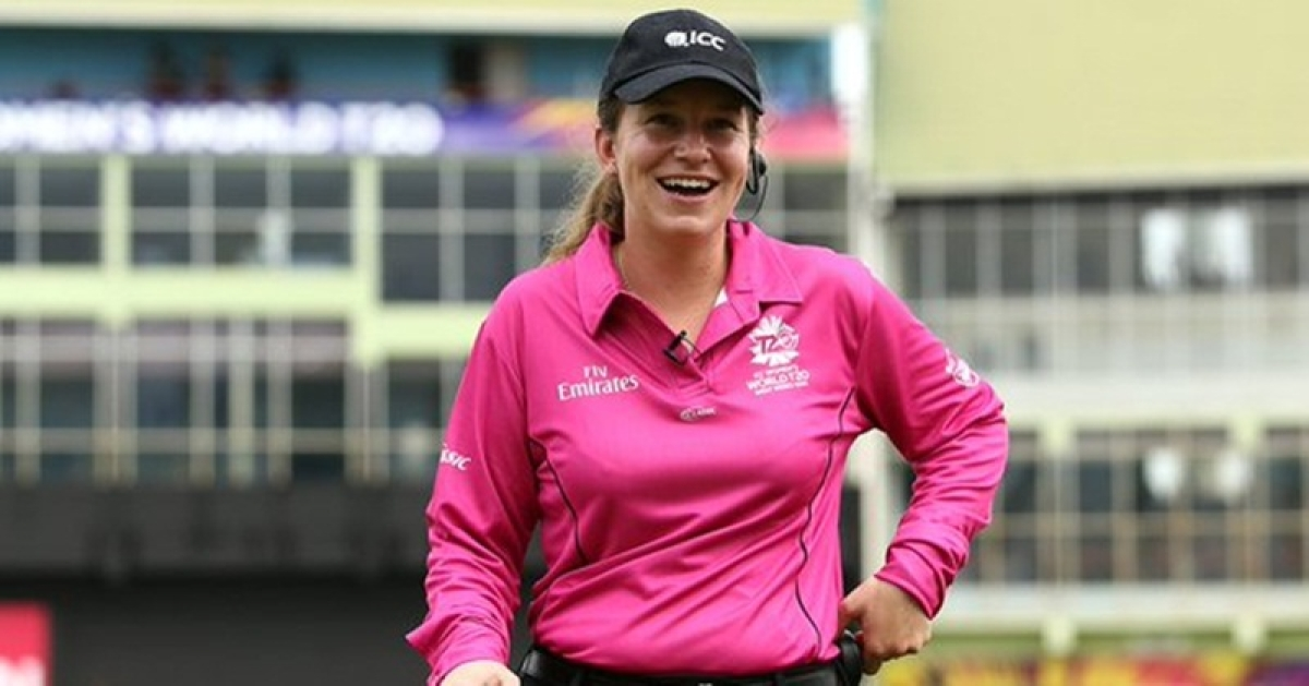 Another male wicket falls: Australia's Claire Polosak to become first female fourth umpire in men's Test match