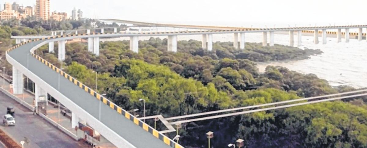 Land reclamation may cause ecological damage