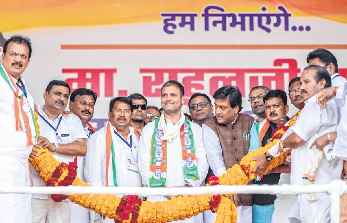 NYAY will kickstart Indian economy, says Rahul Gandhi
