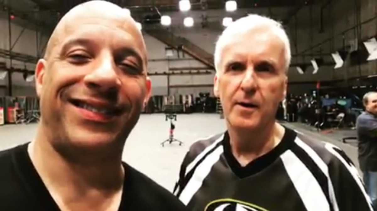 Watch Video: Vin Diesel to join the cast of James Cameron's 'Avatar' sequel