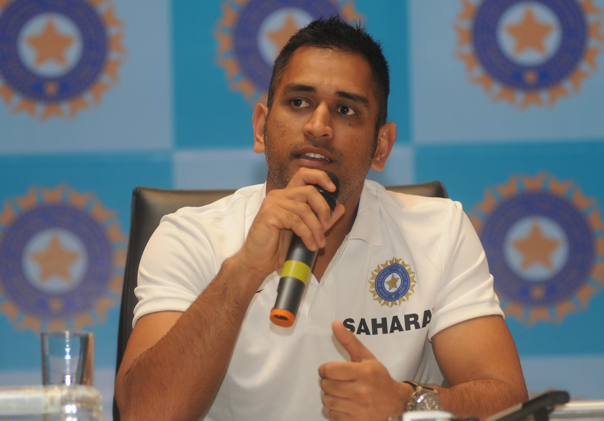 My back is holding up, it's not getting worse: MS Dhoni