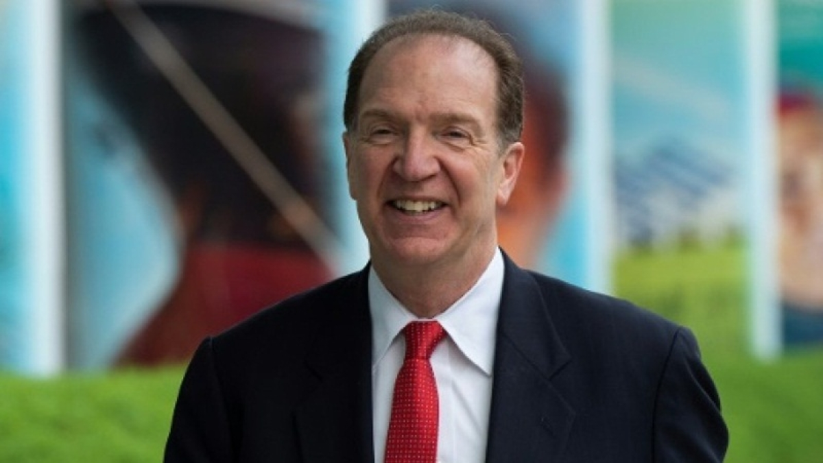 David Malpass takes office as World Bank president