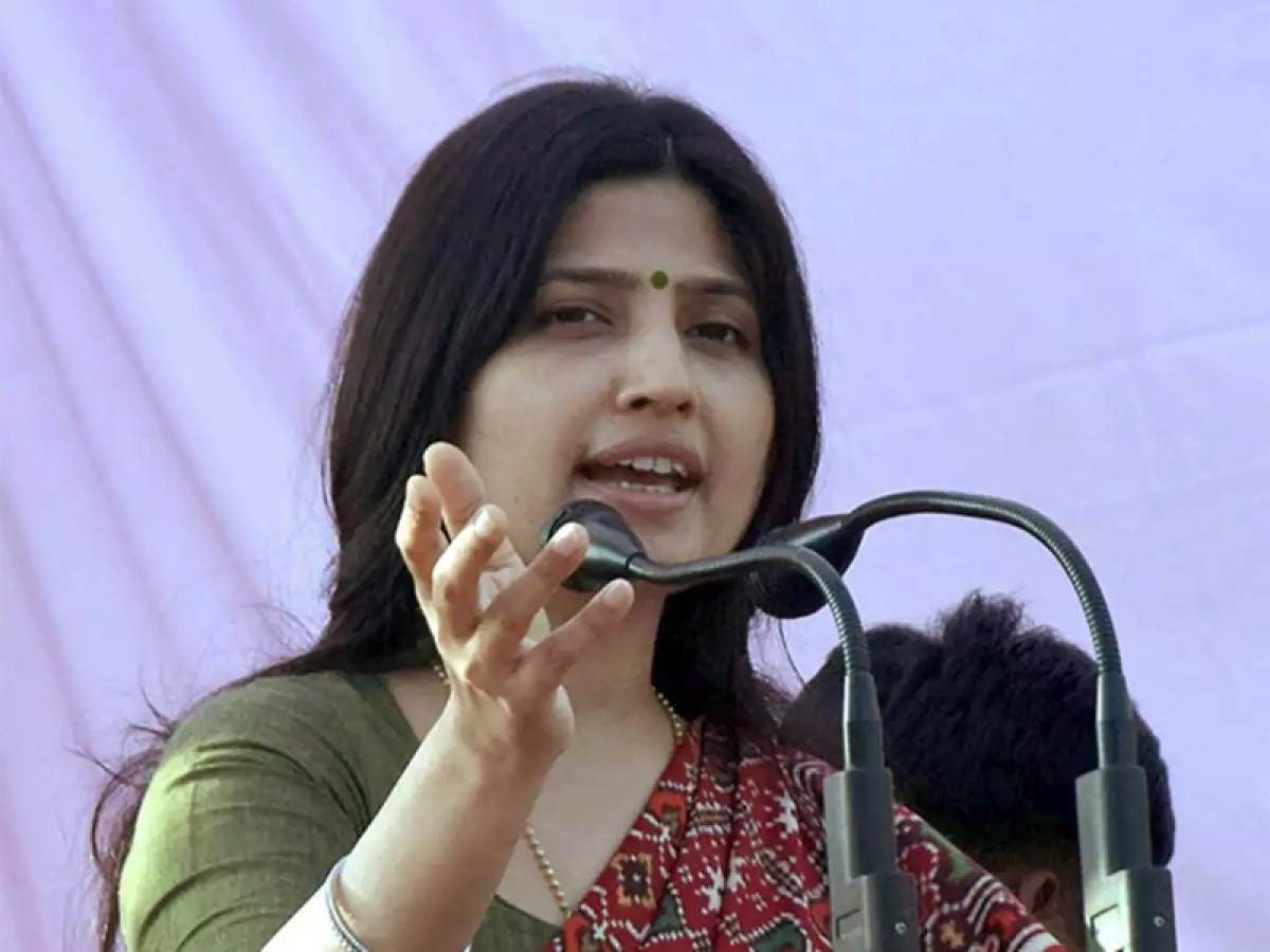 For Dimple Yadav, it's not very simple in Kannauj