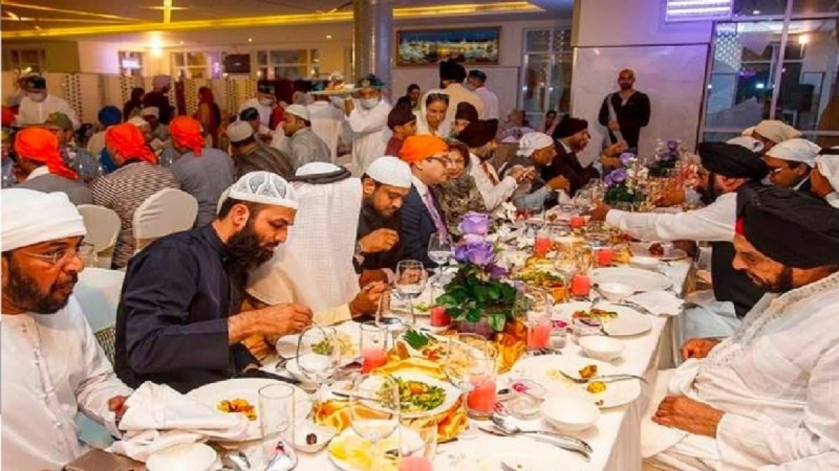 Dubai Gurdwara to hold daily iftar during Ramzan