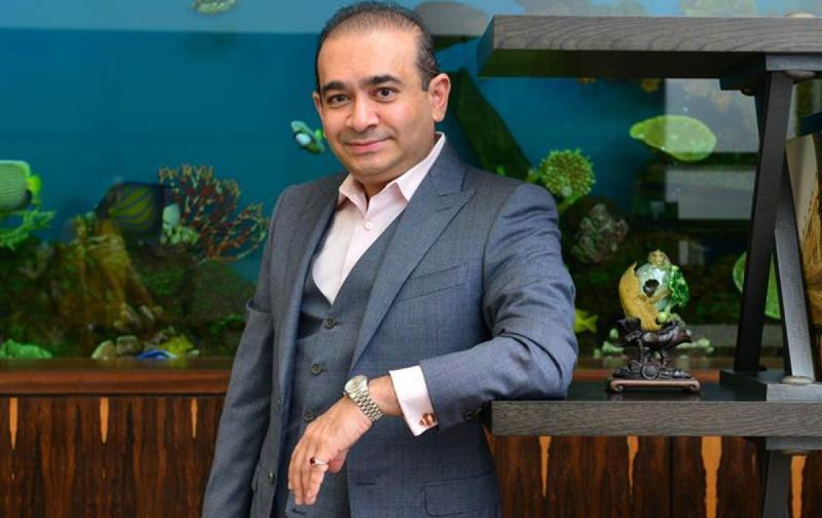 Fugitive Nirav Modi's bail plea rejected by London court, remand extended till May 24