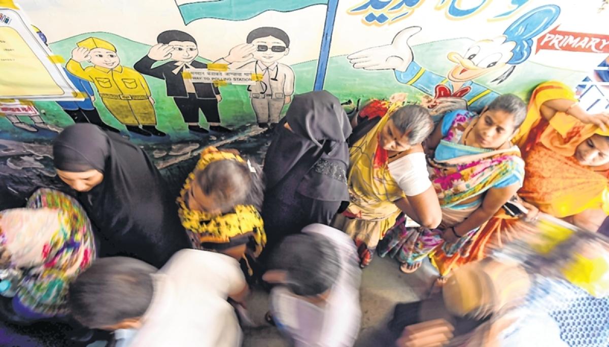 Lok Sabha elections 2019: High-stake poll ends in Maharashtra